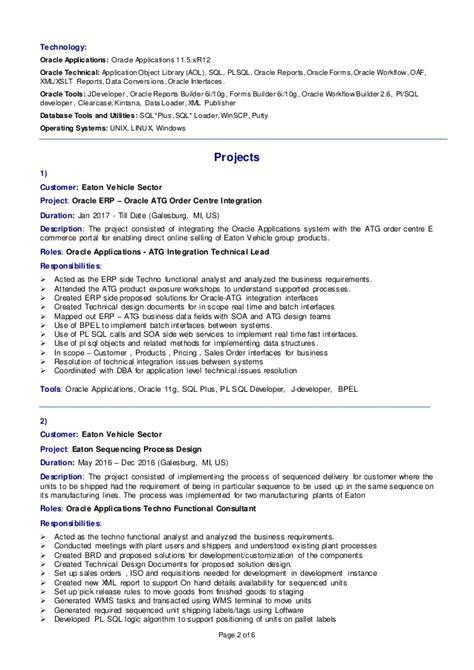 Oracle Jdeveloper Resume - Clock-trillions cf